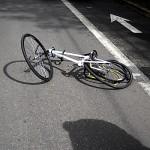 Eveniment rutier produs de un biciclist aflat sub influenţa alcoolului