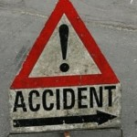 Accident de circulaţie soldat cu rănirea a două persoane