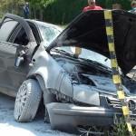 Doi morţi şi trei răniţi, în urma unui accident provocat de un şofer băut