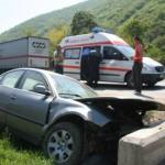 Accident mortal din cauza vitezei şi a consumului de alcool