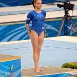 Gimnasta Larisa Iordache, locul 2 la Turneul Memorial Arthur Gander din Elveţia