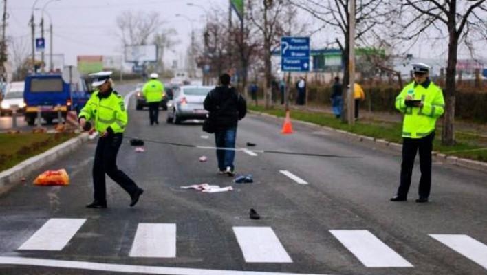 Accident grav de circulaţie produs în această dimineaţă în comuna Cleja