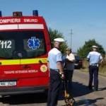 Minor accidentat în comuna Săuceşti