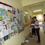 Eco-reporteri din trei ţări s-au confruntat în idei la Palatul Copiilor Bacău