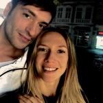 Adela Popescu si Radu Valcan s-au logodit!