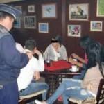 Raid al politistilor în zona barurile și cluburile din Bacău