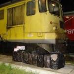 Transporta cu trenul 100 de pachete de tigări de contrabandă
