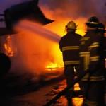 Incendiu devastator la Agas