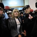 Elena Udrea a ajuns în arestul Poliției Capitalei