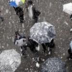 ANM: Cod Galben de ninsori și viscol în majoritatea regiunilor, începând de joi după-amiază