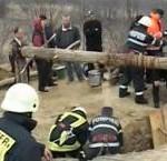 Tragedie la Motoseni. Doi muncitori au murit după ce un mal de pământ s-a surpat şi a căzut peste ei