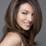 Coafuri pentru părul mediu în tendințe în 2015