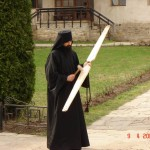Disparutul se adapostea in manastire!