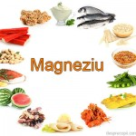 Magneziul – o minerala esentiale pentru organism