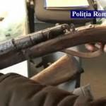 Deținea ilegal o armă supusă autorizării