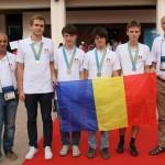 4 medalii pentru lotul României la Olimpiada Internaţională de Informatică  – Almaty, Kazakhstan