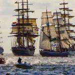 Black Sea Tall Ships Regatta 2016 va lua startul din Portul Constanța