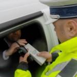 Depistat în traficul conducând sub influența alcoolului