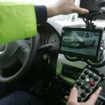 Un sofer băut conducea cu 131 km/h în localitate