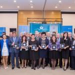 Premierea DGASPC Bacău  la Gala Premiilor de Excelență în Administrație 2015