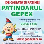 La Patinoarul Gepex din Bacau incepe un nou sezon de distractie!