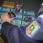 Comercializarea articolelor pirotehnice în atenția polițiștilor băcăuani