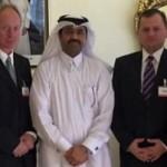 Vizita AP NATO Doha, Qatar