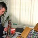 PERCHEZIȚII ȘI CONTROALE LA BĂNUIȚI DE COMERCIALIZARE DE ARTICOLE PIROTEHNICE, FĂRĂ DREPT
