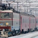 Circulația trenurilor în condiții de iarnă