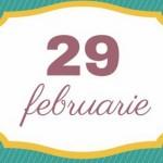 Semnificatiile zilei de 29 februarie