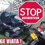Alege viața – acțiune pentru prevenirea accidentelor rutiere