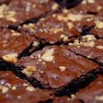 Negresa cu ciocolata si nuci