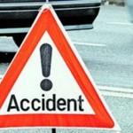 D.N. 2 – accident rutier cu victimă, cercetat de polițiști