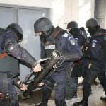 Opt cetăţeni români reţinuţi pentru 24 de ore în urma unor percheziţii