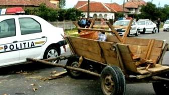 Eveniment rutier produs în comuna Corbasca, cercetat de polițiști