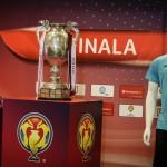 Federația Română de Fotbal lansează noul brand al Cupei României