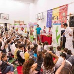 Programul de educație pentru copii Sănătatea începe din farfurie ajunge la Bacău și vizează 270 de elevi