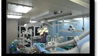 """Premieră chirurgicală națională pe cord fără bisturiu la Institutul de Boli Cardiovasculare """"Prof. Dr. George I.M. Georgescu"""" din Iași"""