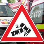 Accident rutier cu victime, pe fondul neacordării priorității de trecere