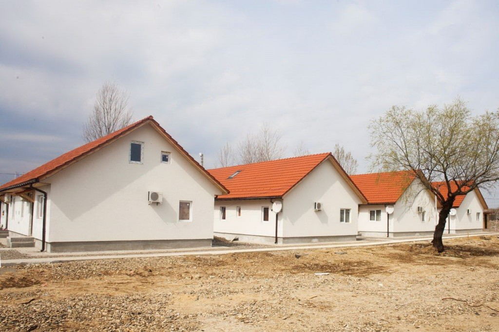 Case Habitat for Humanity in Bacau