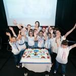 UNICEF celebrează 25 de ani de parteneriate pentru copii în România și 70 de ani la nivel global