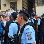 MĂSURI DE ORDINE ŞI SIGURANŢĂ  LA MECIUL INTERNAŢIONAL DE HANDBAL  ROMÂNIA – BELARUS