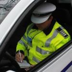 Conducere fără permis, constatată în flagrant