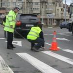 Accident rutier, produs pe fondul neacordării priorității de trecere