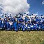 Primii 70 de viitori petroliști din Argeș, Dâmbovița și Bacău în Tabăra Meseriașilor din Țara lui Andrei