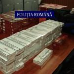 APROAPE 55.000 DE ŢIGARETE, CONFISCATE DE POLIŢIŞTI