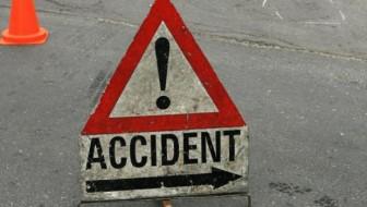 Accident rutier pe fondul nepăstrării distanței de siguranță față de autoturismul din față