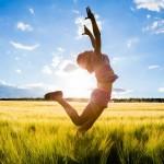 Cum să fii fericită şi în formă