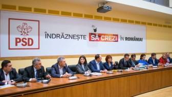 Partidul Social Democrat și-a prezentat ieri candidații pentru Parlamentul României