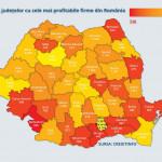 Peste 1.500 de companii băcăuane fac parte din grupul select al firmelor profitabile din România